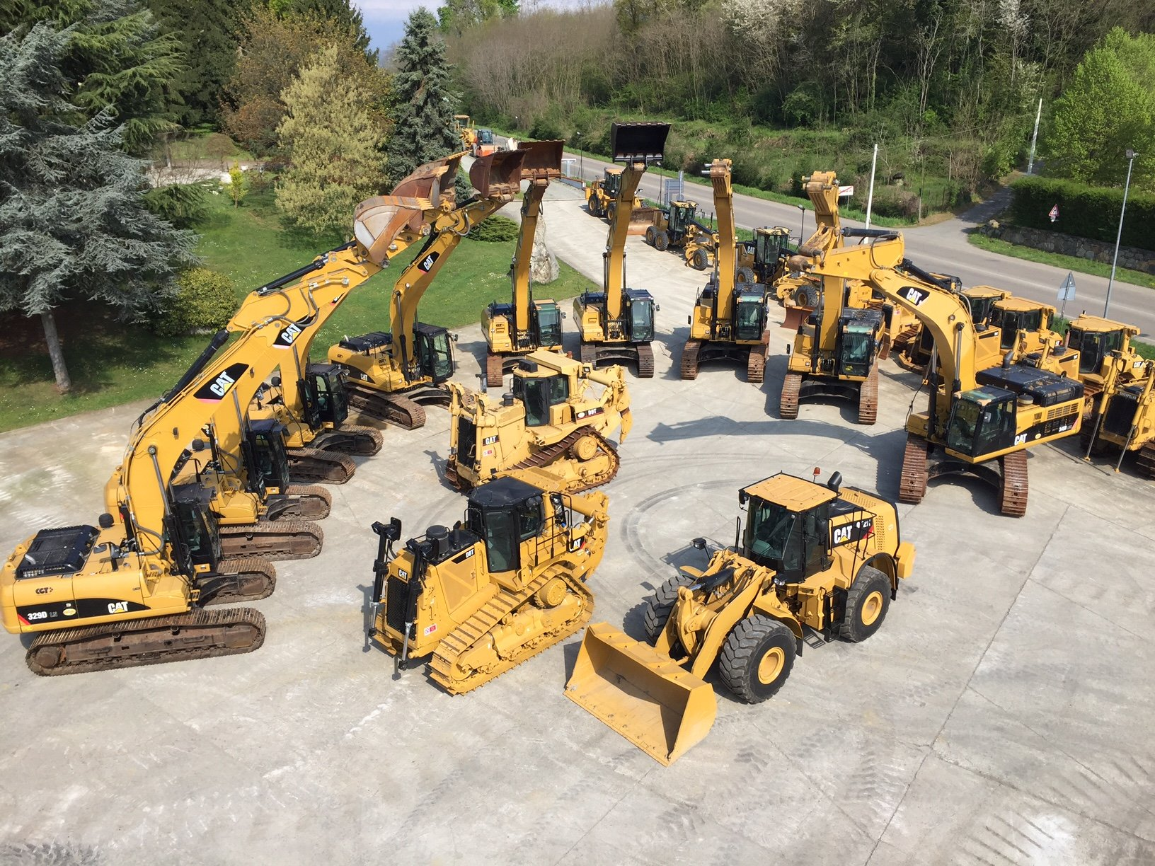 Heavy Machinery and Equipment for sale